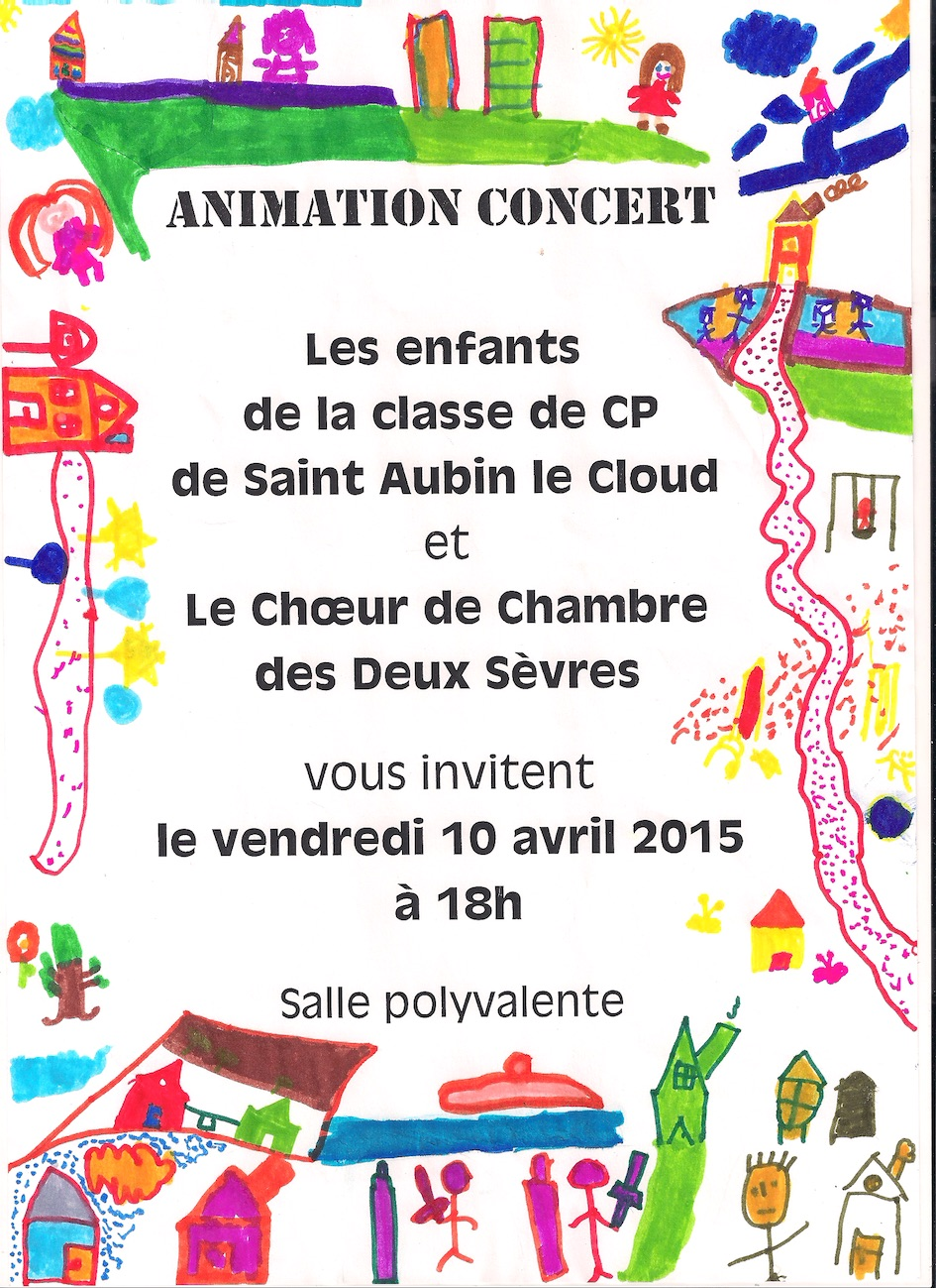 Animation Ecole St-Aubin