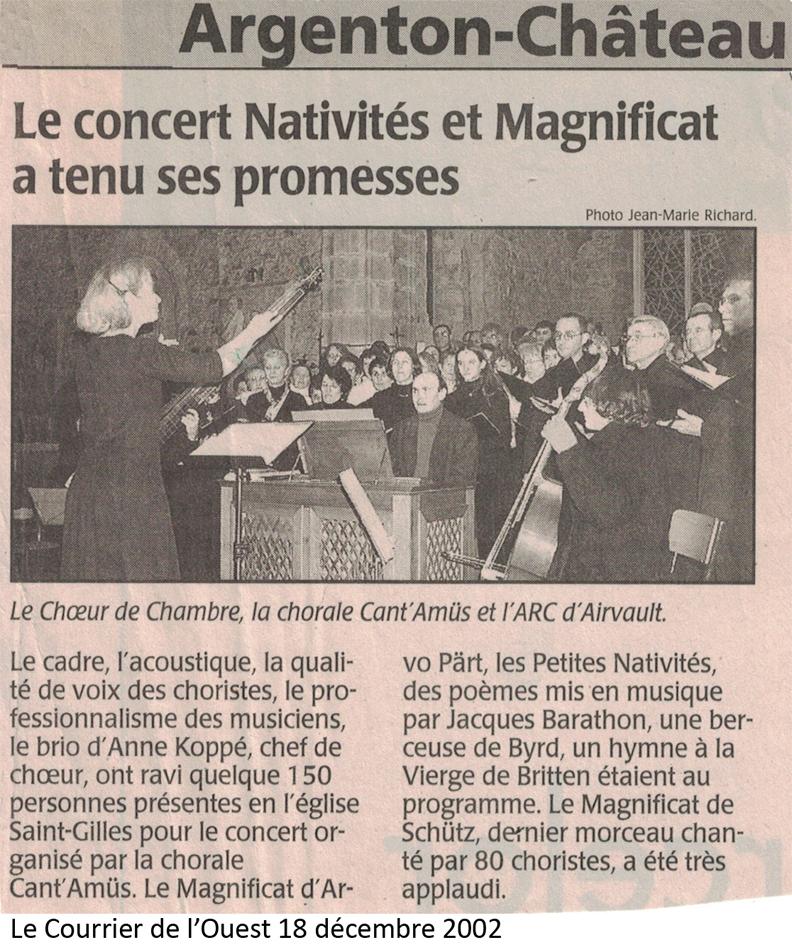 Argenton-Château 2002