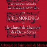 Chansons d'Espagne 2013
