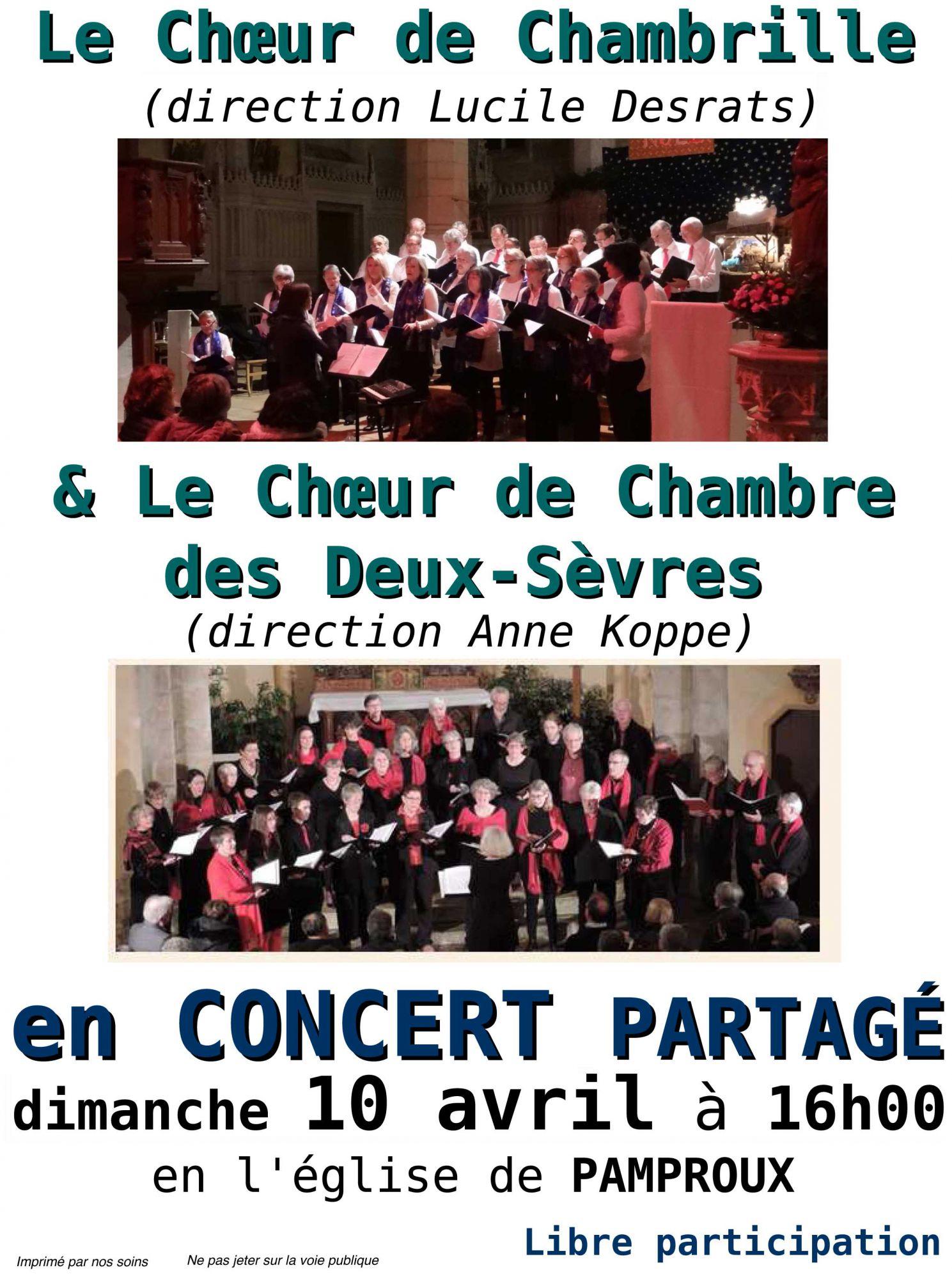Concert Pamproux