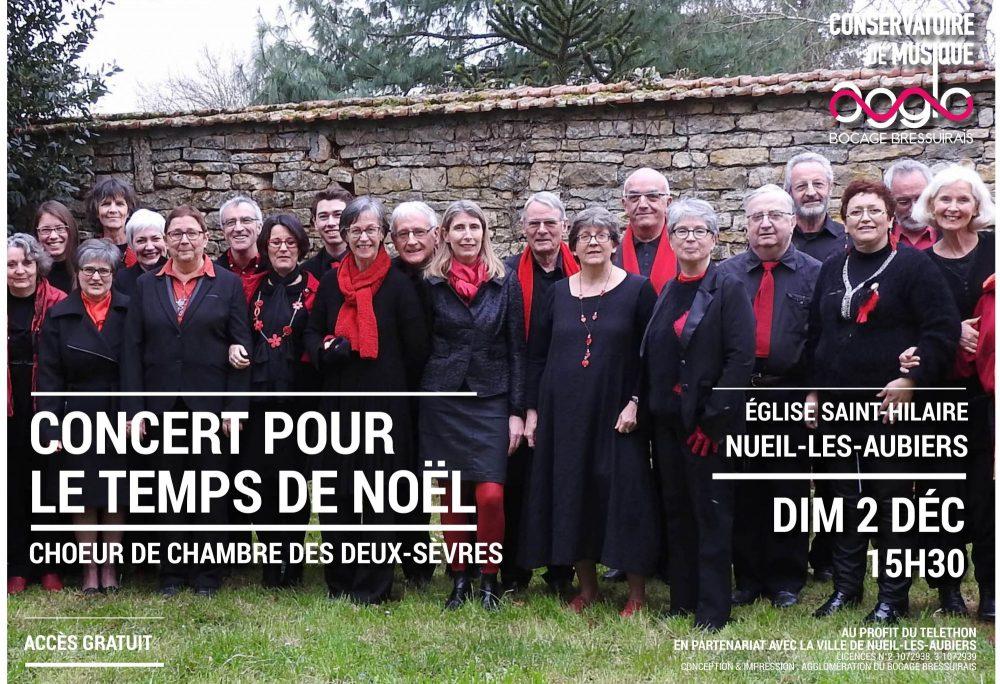Nueil les Aubiers 2 déc 2018