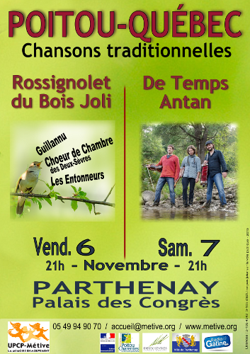 Flyer Parthenay