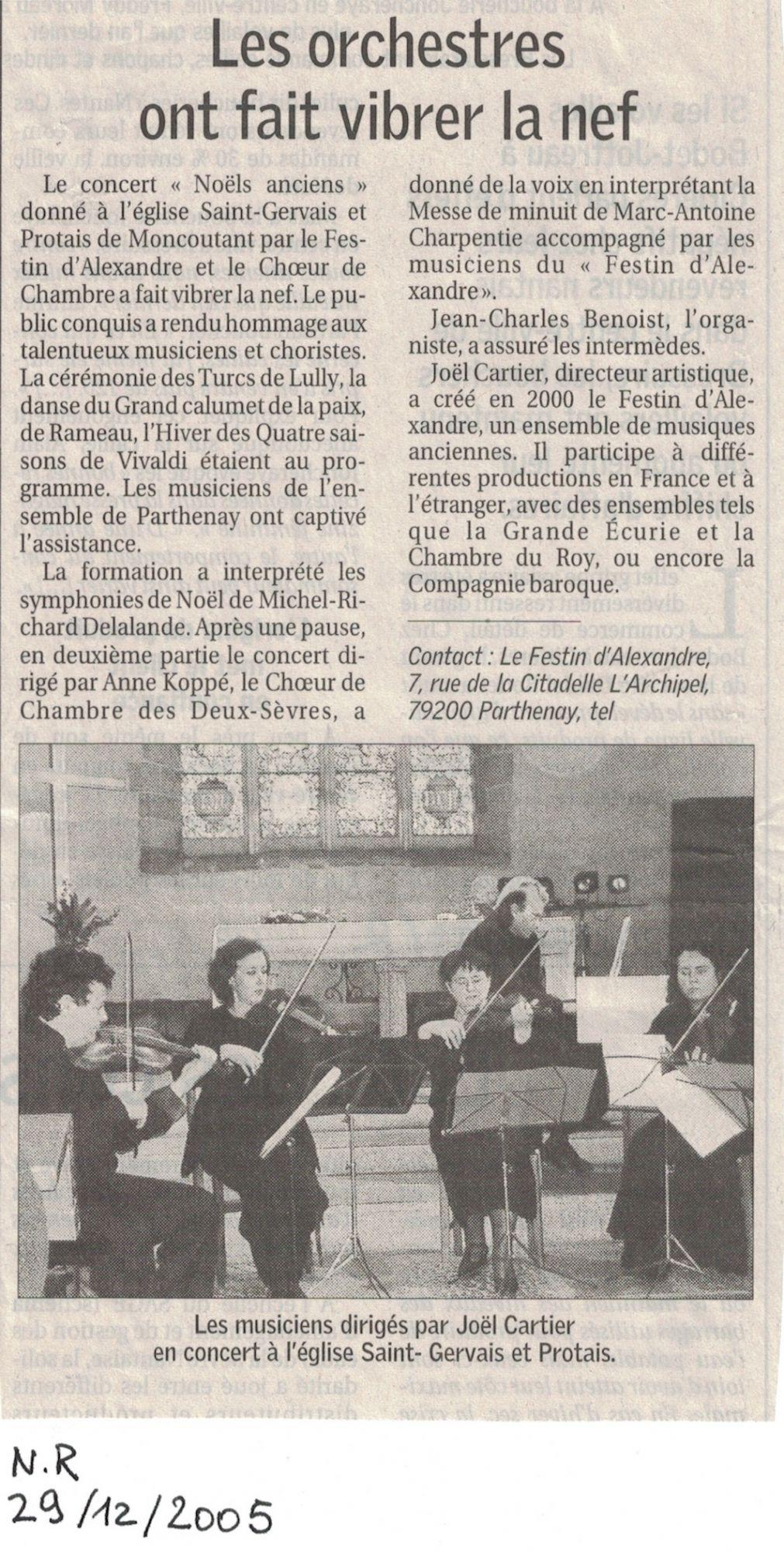 Moncoutant 2005