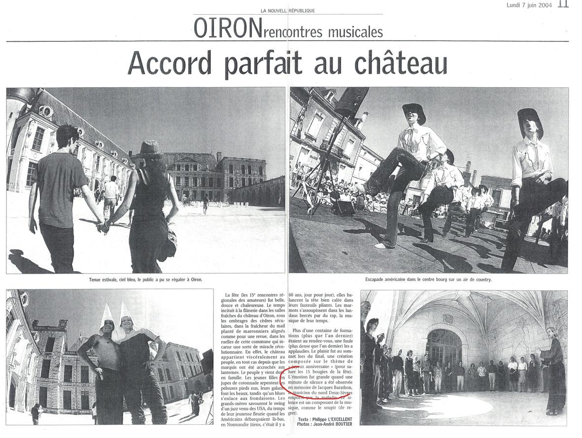 Oiron 2004 2