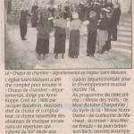 Saint-Maixent 2003