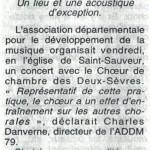 Saint-Sauveur 2003