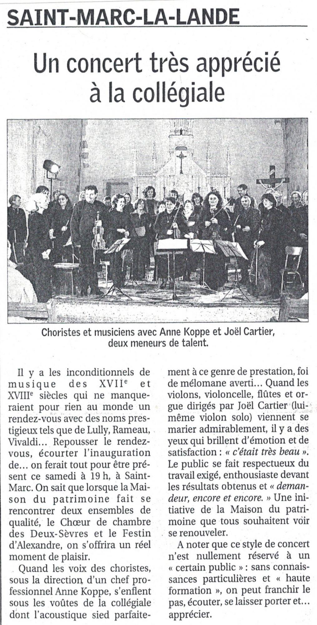 St-Marc-la-Lande 2006