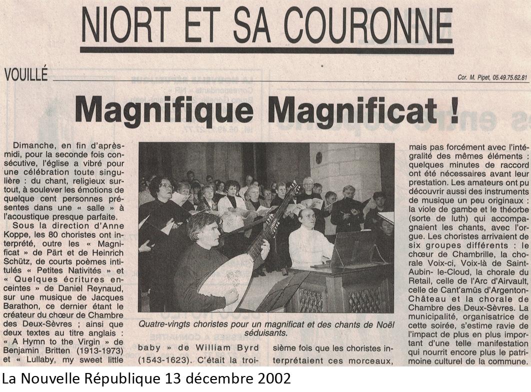 Vouillé 2002
