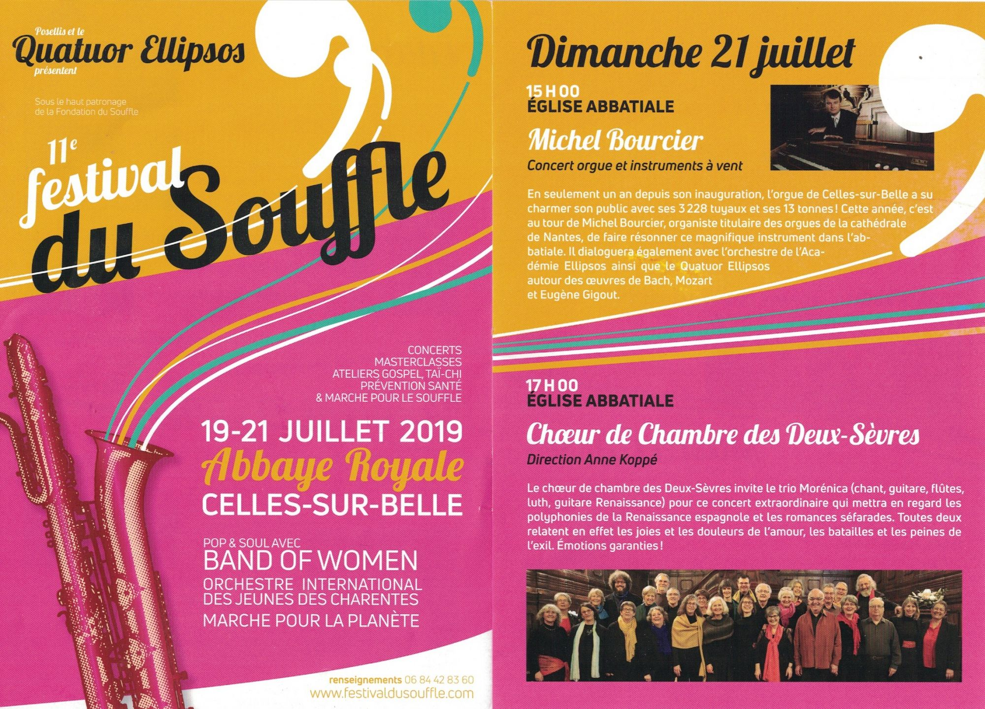Festival du souffle 2019